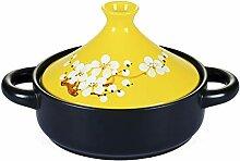WM Marmite en Céramique Marocaine émaillée