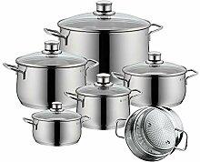 WMF 0730016040 DIADEM PLUS Batterie de cuisine 6