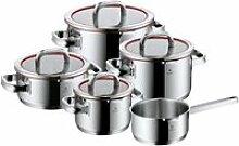 WMF 760356380 Set de 5 Batteries de Cuisine, Acier