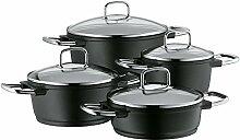 WMF Bueno 0589004290 Set de 4 marmites