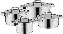 WMF Compact Cuisine Lot de 4 casseroles à