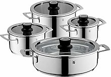 WMF VarioCuisine Lot de 4 casseroles à induction