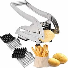 WMLBK Coupe Frite Manuel Acier Inoxydable Chips
