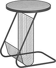 WODMB Balcon Table d'appoint de Panneau de