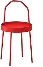 WODMB Chambre Petite Table Table de Chevet Moderne