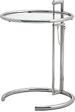 WODMB Table Basse en Verre en Forme de c (Color :