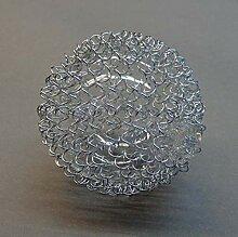 Wofi 6345 Abat-jour en verre de rechange motif