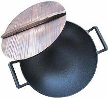 wok tefal sauteuse tefal Marmite wok en fonte