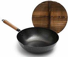 wok tefal sauteuse tefal Martelé traditionnelle