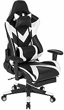 WOLTU BS20ws Chaise Gaming Fauteuil Gaming avec