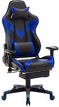 WOLTU BS47bl Chaise Gaming Fauteuil Gaming avec