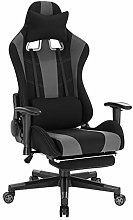 WOLTU BS98gr Racing Chaise Fauteuil Gaming Chaise