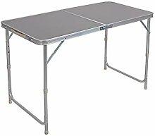 WOLTU® CPT8122gr Table de Camping Pliante Table