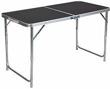 WOLTU® CPT8122sz Table de Camping Pliante Table