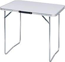 WOLTU CPT8128sg Table de Camping Table Pliante en