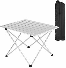 WOLTU CPT8133sb Table de Camping Pliante en
