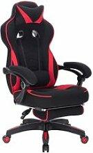 WOLTU Racing chaise, Chaise de Gaming, Fauteuil de