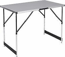 WOLTU Table de camping pliante.Table de jardin