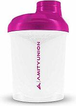 Women's Protein Shaker 400ml Deluxe