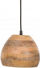 WOODY - Lampe suspension en bois