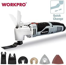 WORKPRO – outil multifonction oscillant, 250W,