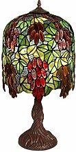 World Art TWGU12228 Raisin Lampe de Table de Nuit