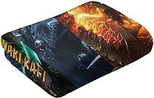 World of Warcraft Serviette de plage en microfibre