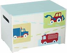 Worlds Apart Coffre à jouets 60 x 39 x 39 cm