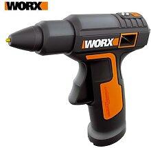 Worx – Mini pistolet à colle électrique WX890,