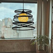 Wottes - Lustre Suspension Créatif Lampe