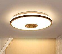 Wovatech Plafonnier LED Musique - Éclairage 36W