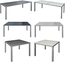 WPC table de jardin table de terrasse table de