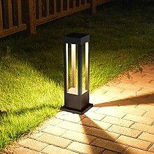 WRMING 15W LED Lampadaire Exterieur sur Pied pour