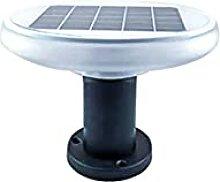 WRMING 7W LED Borne Lumineuse Exterieur avec
