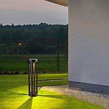 WRMING Borne Lumineuse Exterieur Moderne,15W LED
