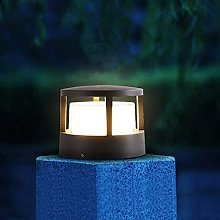 WRMING LED Borne Lumineuse Jardin Exterieur,