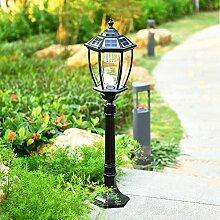 WRMING LED Lampadaire Solaire Exterieur,Borne