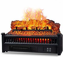 WSHH Cheminee Electrique avec Thermostat Cheminee
