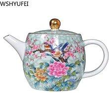 WSHYUFEI Jingdezhen – théière en porcelaine,