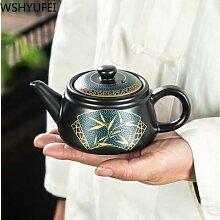 WSHYUFEI Jingdezhen – théière rétro en