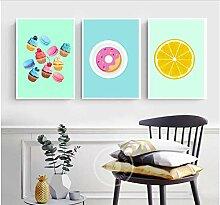 WSXYD Affiches d'art et Impressions Peinture