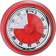 WSYW Horloge de cuisine 1 heure mécanique