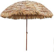 WUKALA Parasol de Plage Jardin Hawaïen