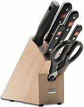 Wusthof TR9867-6 Bloc Couteaux 6 pièces Top Chef