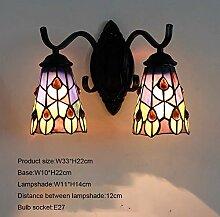 Wuyuesun Lampe Mosaïque main Lampe turque