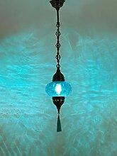 Wuyuesun Lampe suspendue turque géniale,mosaïque