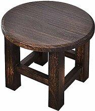 WXQIANG Tabouret moderne minimaliste en bois