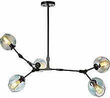 WXXWJ Lampes Plafonnier Lustres Lampes Suspendues