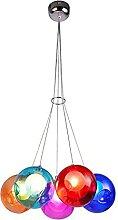 WXXWJ Lampes Plafonnier Lustres Pendentif