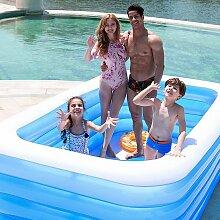 Wyctin - Piscine Gonflable Enfant Famille